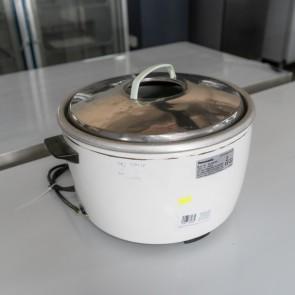Oala pentru fiert orezul, second hand, capacitate 4.2 litri, numar portii 23, timp maxim de pastrare 5h