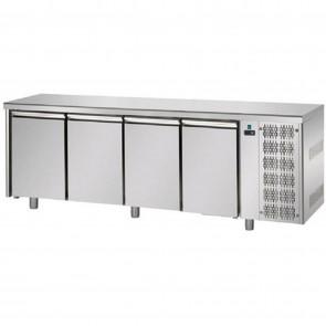 Masa rece, capacitate 620 litri, temperatura de lucru 0°C/+10°C, putere 495 W