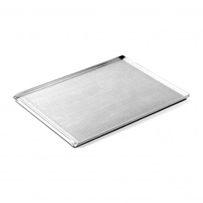 Tava perforata din aluminiu, dimensiuni 600x800x20hmm