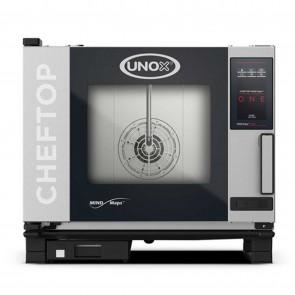 Cuptor pentru gastronomie electric MIND.Maps ONE, capacitate 5 GN1/1, putere 9300 W