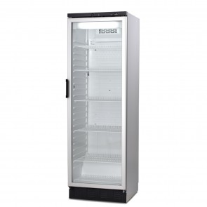 Vitrina verticala de refrigerare, capacitate 351 litri, putere 350 W